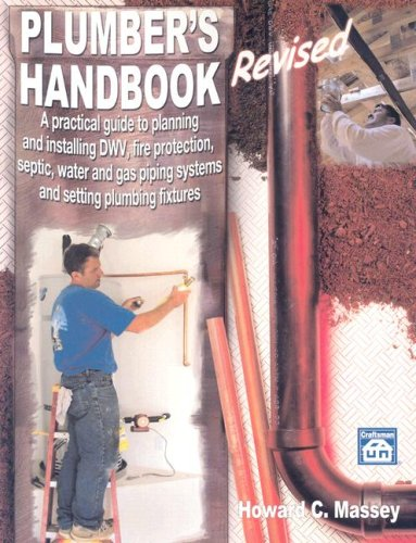 Plumber's Handbook Revised - Craftsman Book Company - CR406 - ISBN: 1572181710 - ISBN-13: 9781572181717