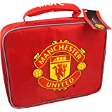 Manchester United Soft Lunch Bag - Red