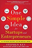 One Simple Idea for Startups and Entrepr...
