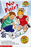 No Fair! (Hello Reader! Math Level 2 (Prebound))
