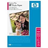 Hewlett Packard [HP] Premium Plus Photo Paper High-Gloss 280gsm 20 Sheets A4 Ref SD685A [Pack 2]