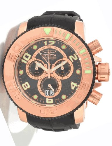INVICTA THE PRO DIVER SEA HUNTER SWISS QUARTZ CHRONO WATCH 0416
