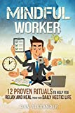 The Mindful Worker: 12 Proven Daily Rituals to Help You Relax and Heal From Your Daily Hectic Life (Stress relief, stress exercise, daily rituals, relaxation ... exercises, self healing, healthy life)