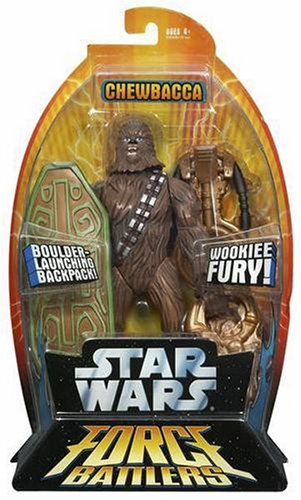 Star Wars FORCE BATTLERS CHEWBACCA