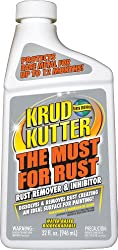KRUD KUTTER The Must for Rust - Rust Remover & Inhibitor, 946 ml