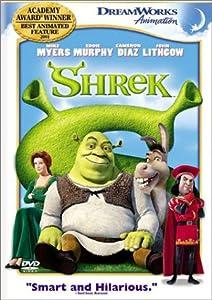 """Cover of """"Shrek (Full Screen Single Disc ..."""