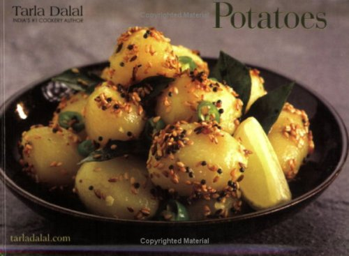 Potatoes by Tarla Dalal