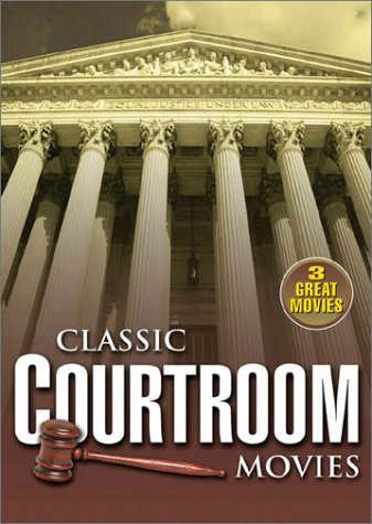 Classic Courtroom Movies (Mesmerized / Death Sentence / Dishonored Lady)