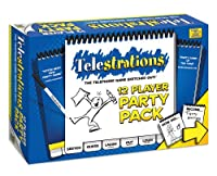 Telestrations 12 Player - Party Pack from USAopoly