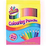 Artbox 20 full size colouring pencils...