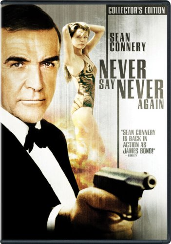 Never Say Never Again (Collector's Edition)