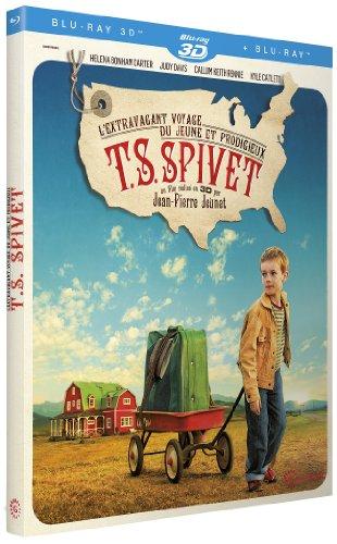 L'Extravagant voyage du jeune et prodigieux T.S. Spivet [Blu-ray]