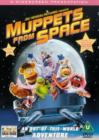 Muppets From Space [DVD] [1999]
