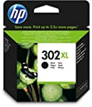HP 302XL Black ink cartridge - Cartuc...
