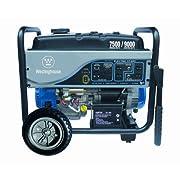 Westinghouse WH7500E Portable Generator 7500 Running Watts/9000 Starting Watts