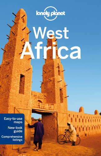 Lonely Planet West Africa (Travel Guide) front-934999