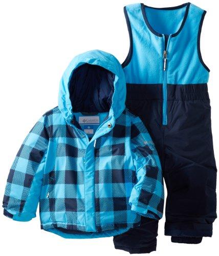 Columbia Sportswear Kids Frosty Slope Bib and