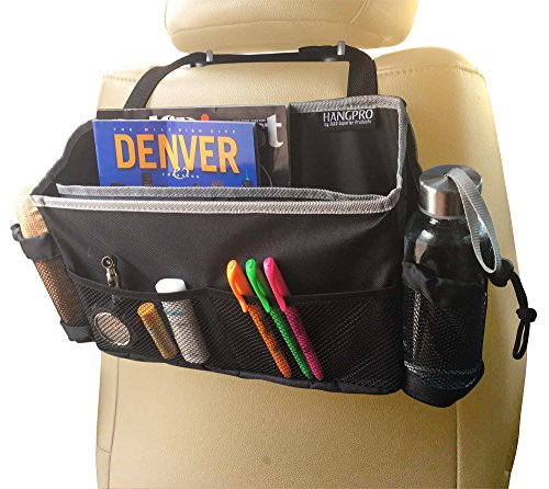 JACO HangPro Seat Back Organizer for Car (Truck Organizer Back Seat compare prices)