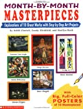 img - for Month-by-Month Masterpieces (Grades 2-6) book / textbook / text book