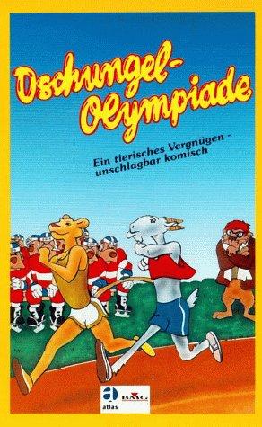 Die Dschungel-Olympiade [VHS]
