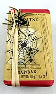 Itsy Bitsy Spider Halloween Soap 300 Gram Large Luxury Soap Bar
