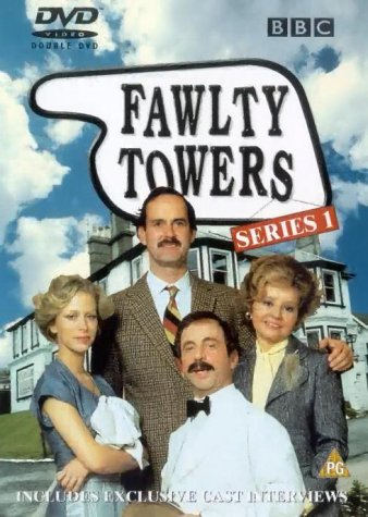 Fawlty Towers – Series 1 [1975] [DVD]