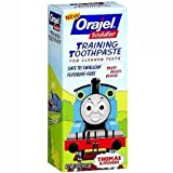 Thomas the Tank Toothpaste that is Non Abrasive