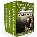 Sarah Woods Mystery Series (Volume 1) Box Set