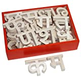 Skillofun Skillofun Hindi Alphabet Cutout Block  Multi Color