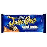 McVitie's Jaffa Cake Mini Rolls 4x6 per_pack