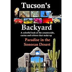 Tucson's Backyard:  Paradise in the Sonoran Desert