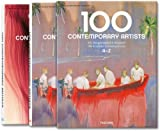 img - for 100 Contemporary Artists (Taschen 25 Anniversary) book / textbook / text book