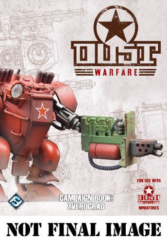 "Dust Warfare: Campaign Book ""Zverograd"""