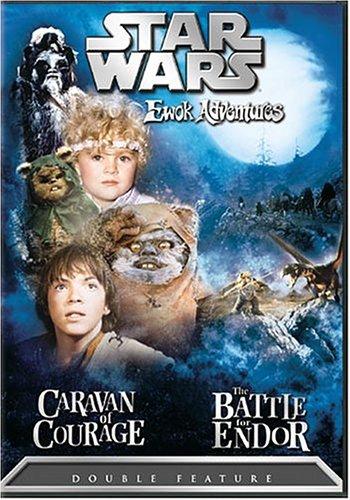 Star Wars Ewok Adventures – Caravan of Courage / The Battle for Endor