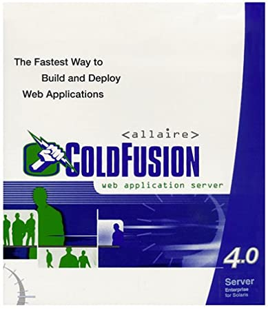 Cold Fusion 4.0 Enterprise