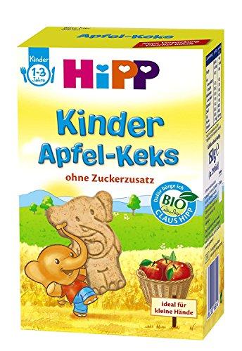 Hipp-Kinder-Apfel-Keks-6er-Karton-6-x-150g-MHD-31102016