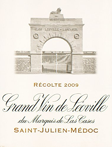 2009 Chateau Leoville Las Cases Saint-Julien Bordeaux 750 Ml