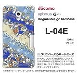 docomo Optimus G Pro L-04E ケース Optimus G Pro L-04E カバー ケース・ジャケット【和柄(D)/l04e-M754】