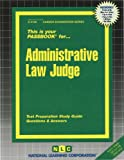 img - for Administrative Law Judge(Passbooks) book / textbook / text book