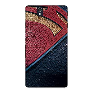Ajay Enterprises Ft Day suit Multicolor Print Back Case Cover for Sony Xperia Z