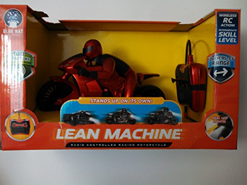 Lean Machine Radio Controlled Racing Motorcycle (Radio Controlled Motorcycle compare prices)