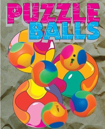 Puzzle Balls - Set of 6
