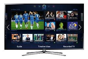 SAMSUNG - Televiseurs led de 55 pouces - UE 65 F 6400