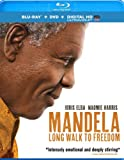 Mandela: Long Walk to Freedom [Blu-ray/DVD/UV]
