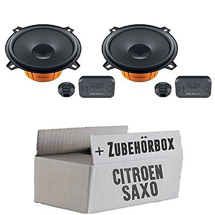 Citroen saxo-dieci hertz dSK - 130 système de haut-parleurs 13 cm avec