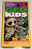 National Geographic GeoKids: Bear Cubs, Baby Ducks, and Kooky Kookaburras [VHS]