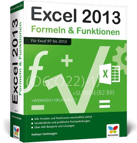 Excel 2013: Formeln und Funktionen