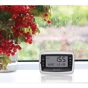 AcuRite 00899 Deluxe Wireless Rain Gauge