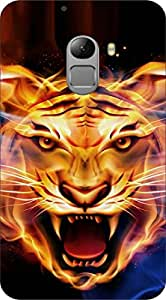 Colors4U Printed Back Cover Case for Lenovo Vibe K4 Note