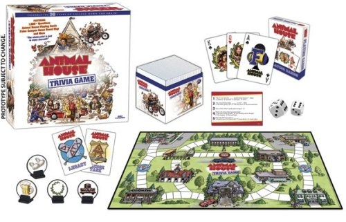 USAopoly Animal House Trivia - 1